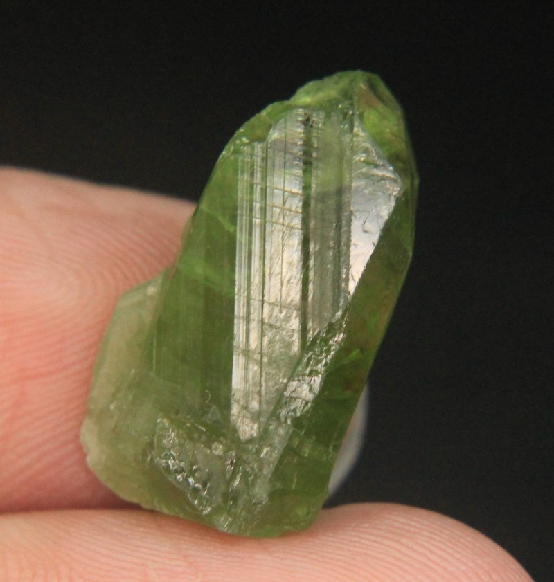 Rare NaturalDiopside Crystal from Afghanistan