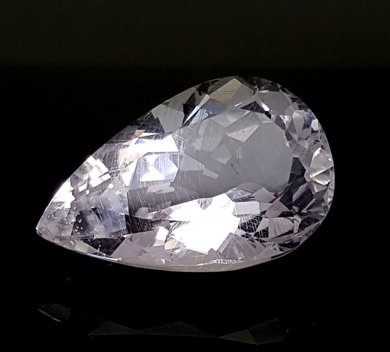 8.25 CT RARE POLLUCITE COLLECTORS GEMS IGCRPOL44