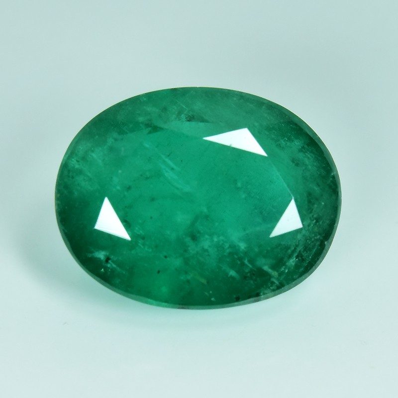 8.85 CTS-SUPER COLLECTION NATURAL UNHEATED EMERALD ZAMBIA