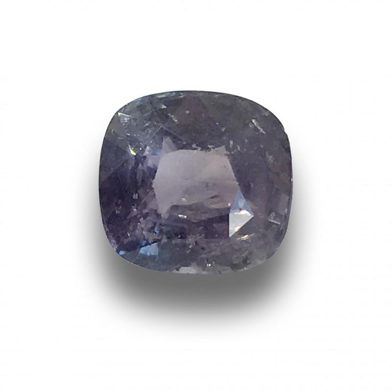 Natural Unheated Violet Sapphire|Loose Gemstone|New| Sri Lanka