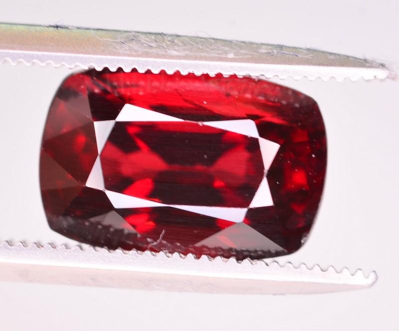~GIL CERT~ 4.25 CT NATURAL RED SPINEL GEMSTONE