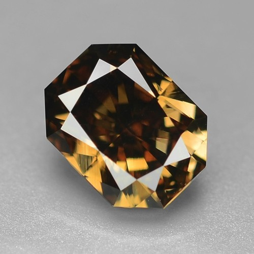 1.03 CT NATURAL BROWN DAIMOND  SPARKLING LUSTER D11