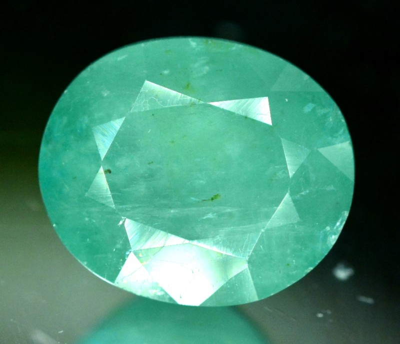 6.30 cts Rare Grandidierite Gemstone From Madagascar
