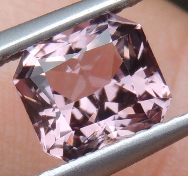1.46cts Pink Spinel,  100% Untreated,