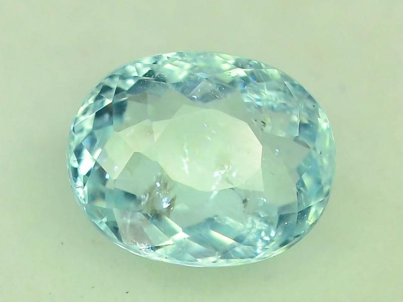 Gil Certified 2.53 ct Top Grade Blue Paraiba Tourmaline
