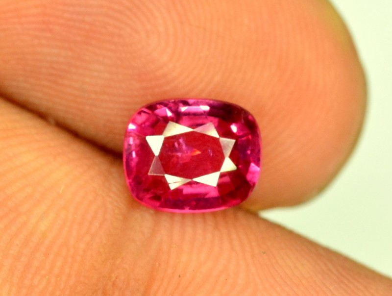 1.15 cts Shocking Pink Color Spinel Gemstone From burma