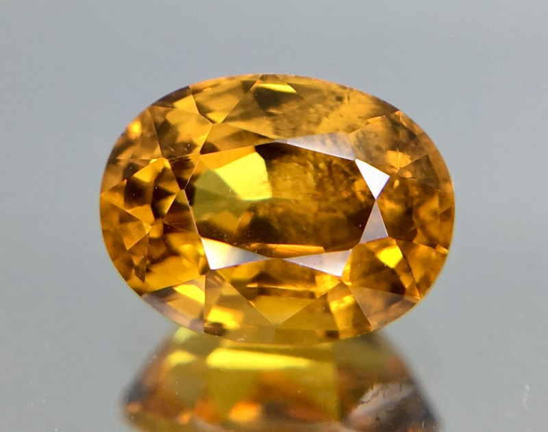 2.05 Crt Mali Garnet Faceted Gemstone