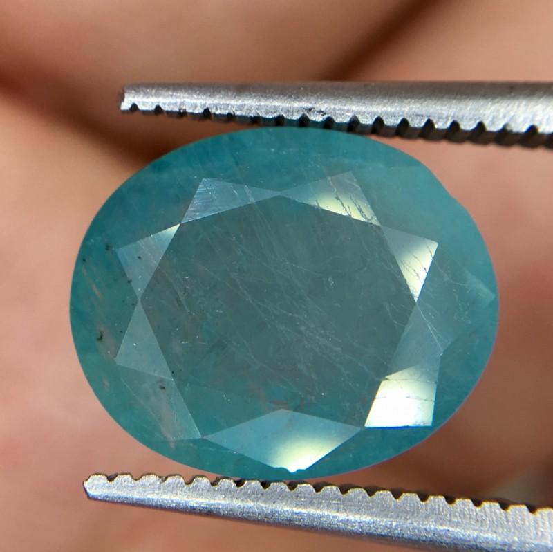 3.30 Crt Rare Grandidierite Faceted Gemstone
