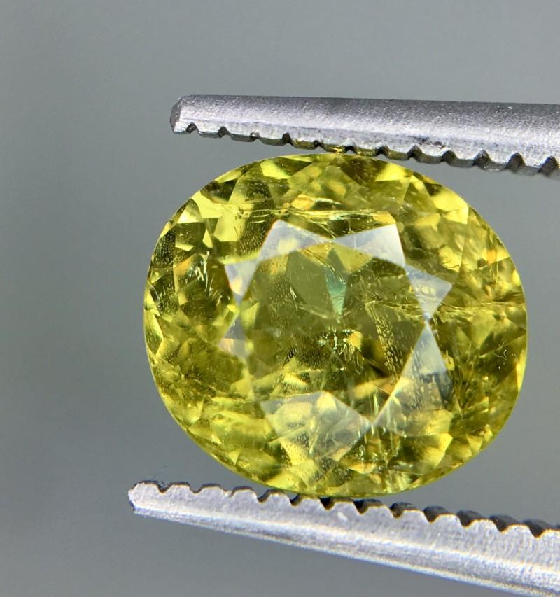 1.95 Crt Mali Garnet Faceted Gemstone