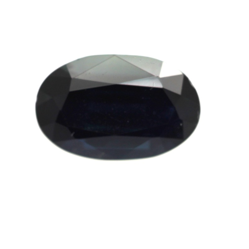 1.02cts Natural Australian Blue Sapphire Oval Shape