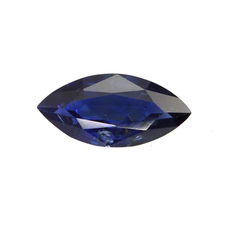 0.77cts Natural Australian Blue Sapphire Marquise Shape