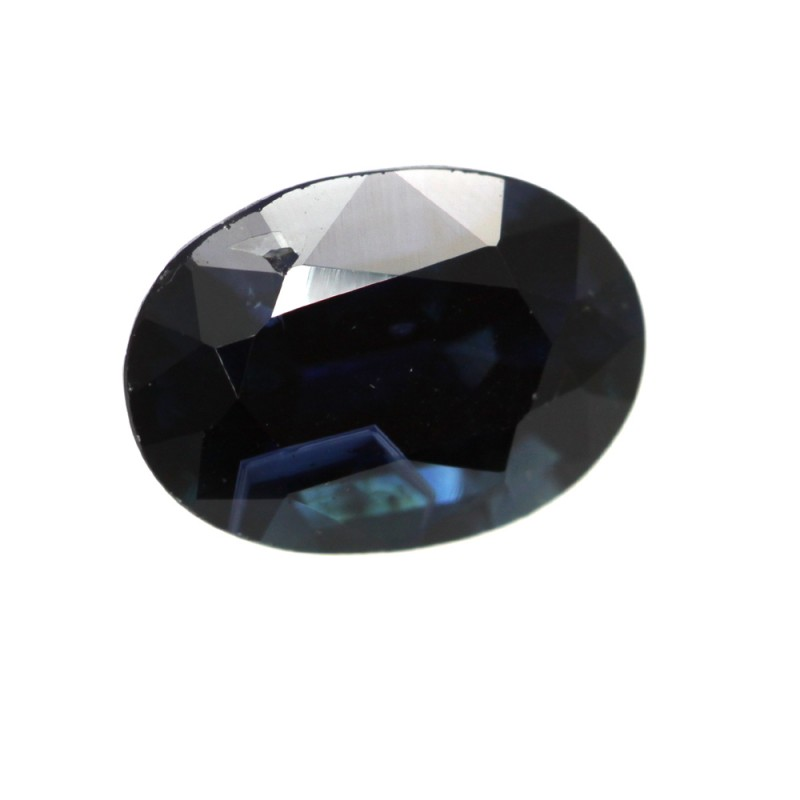 1.13cts Natural Australian Blue Sapphire Oval Shape