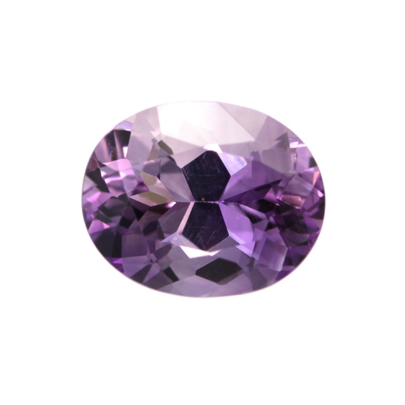 5.30cts Natural Purple Amethyst Oval Shape