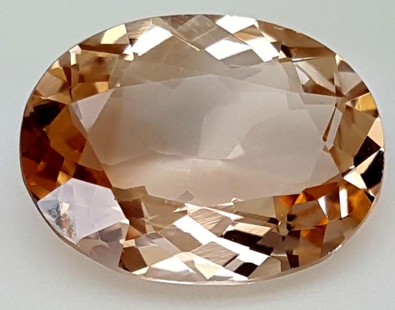 12.25 Crt Natural Topaz Top Color Gemstone JITP13