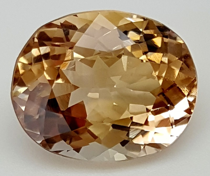 12.20Crt Natural Topaz Top Color Gemstone JITP22