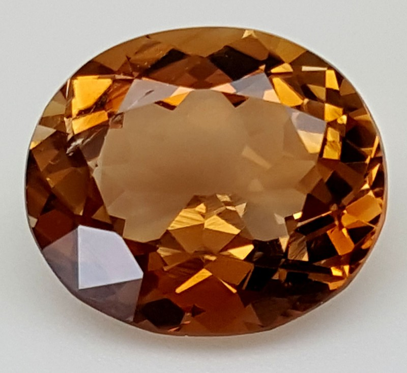 9.75 Crt Natural Topaz Top Color Gemstone JITP27