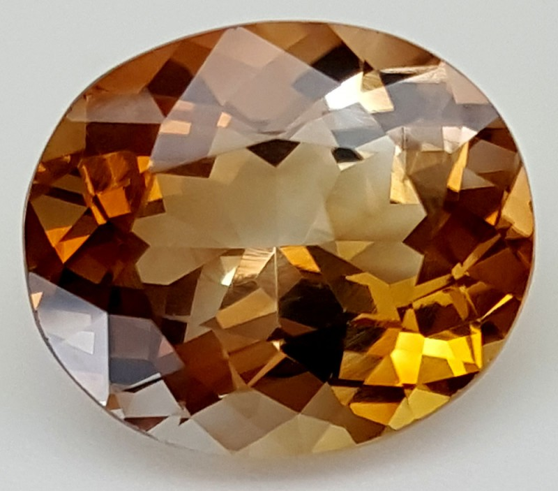 11.60 Crt Natural Topaz Top Color Gemstone JITP32