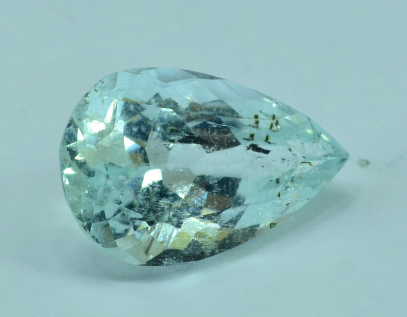 13.05 cts Natural Aquamarine Loose Gemstone
