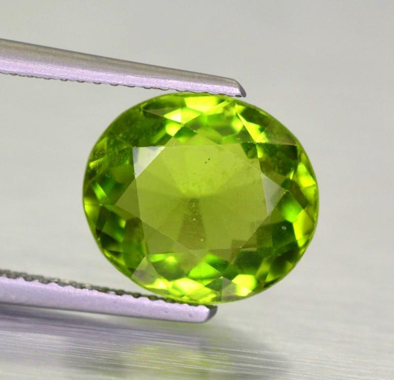 4.75 Cts Peridot Gemstone From Pakistan
