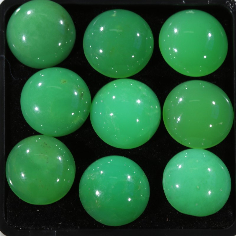 Cts parcel  Old Stock Australian Chrysoprase  WS128