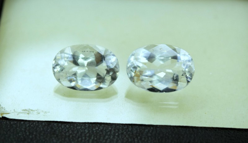14.15 carats  Claibrated Pieces of Natural Aquamarine Loose Gemstone