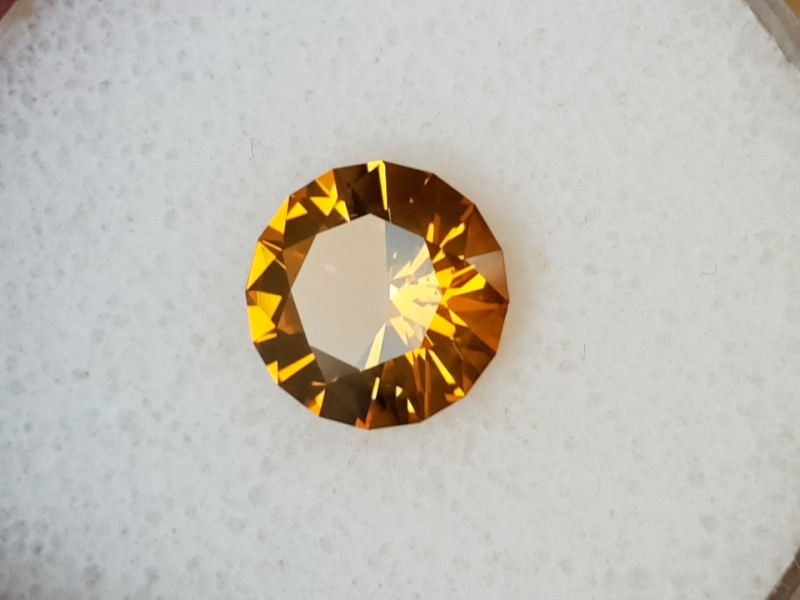 2,32ct Citrine - Master cut!