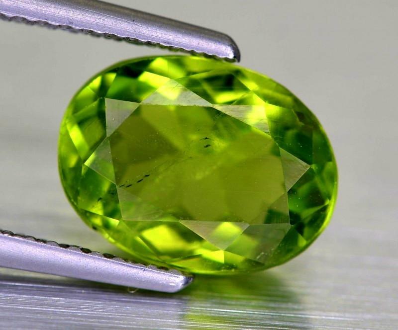 3.05 Cts Peridot Gemstone From Pakistan