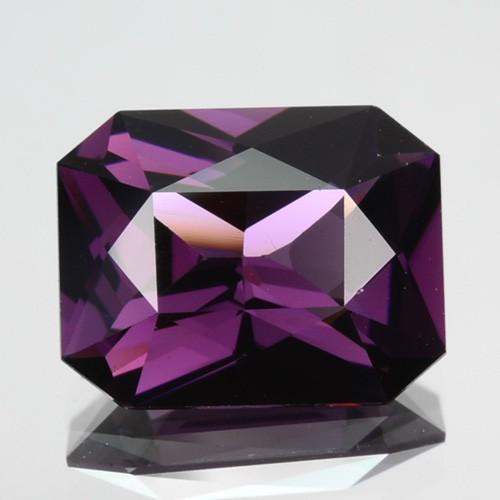 2.70 Cts Beautiful Natural Purple Spinel Sri Lanka Princess