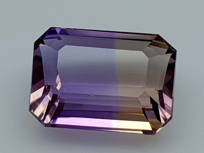 6.85CT BOLIVIAN AMETRINE BEST QUALITY STONES IGCAMCB16