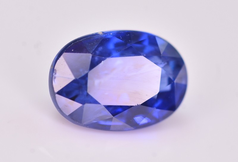 1.14 Ct GIL Certified Marvelous Color Natural Royal Blue Sapphire