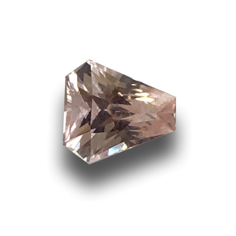 Natural Pinkish Yellow Sapphire|Loose Gemstone|New| Sri Lanka