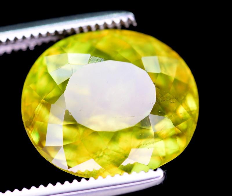 5.65 Ct Ravishing Luster Natural Titanite Sphene