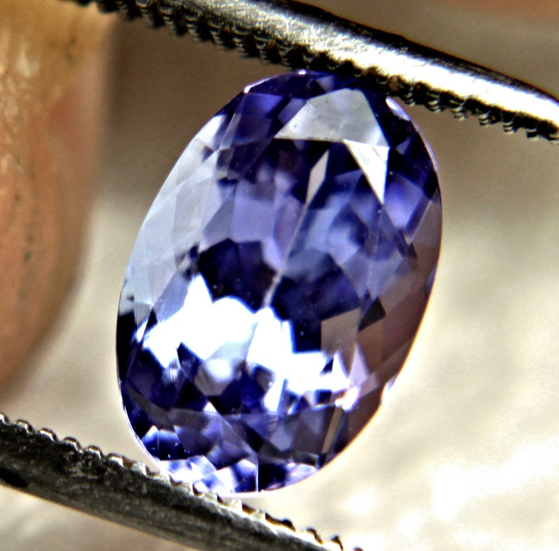 1.85 Carat VVS Blue Afican Tanzanite - Gorgeous