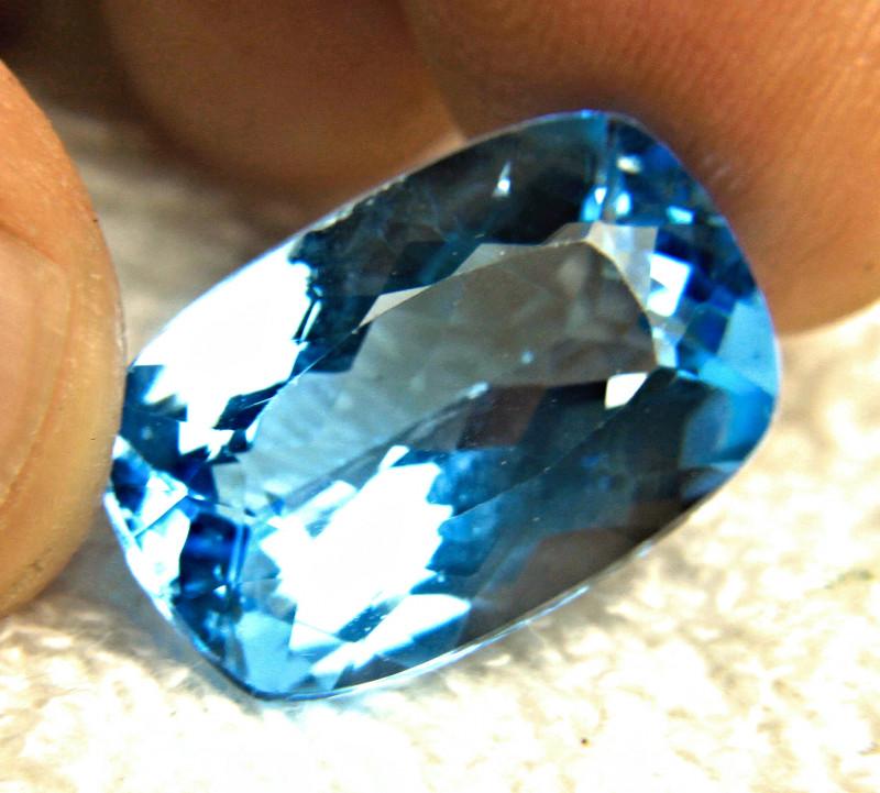 23.9 Carat Brazilian Blue Topaz - Gorgeous