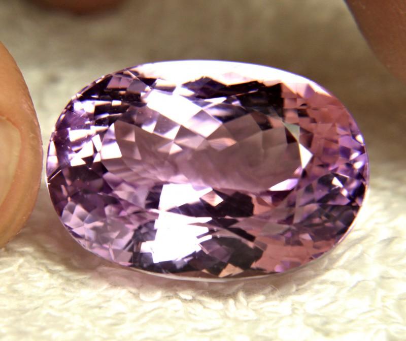 44.2 Carat Pink Himalayan VVS1 Kunzite - Gorgeous