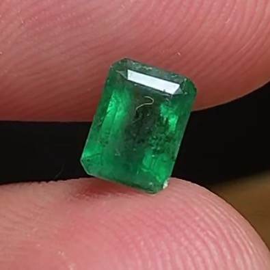 Emerald - Excellent Green Saturation - Good Clarity - Brazil Origin