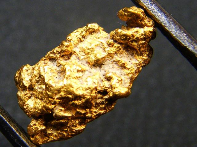 AUSTRALIAN  GOLD NUGGET 1.4  GRAMS  LGN 351