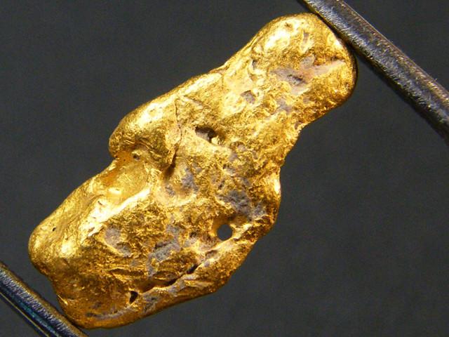 AUSTRALIAN  GOLD NUGGET  1.57 GRAMS  LGN 358