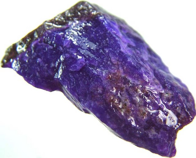 SUGULITE  ROUGH FROM SOUTH AFRICA.45  CTS [MX1276]