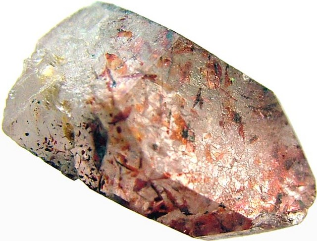 STRAWBERRY QUARTZ CRYSTAL 13 CTS [MX1326]