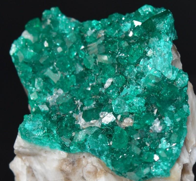 DIOPTASE 7.75 grams - Altyn-Tyube area, Kazakhstan