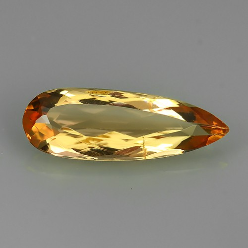 1.72 CTS BEAUTIFUL NATURAL TOP-YELLOWISH-ORANGE-PRECIOUS- IMPERIAL-TOPAZ