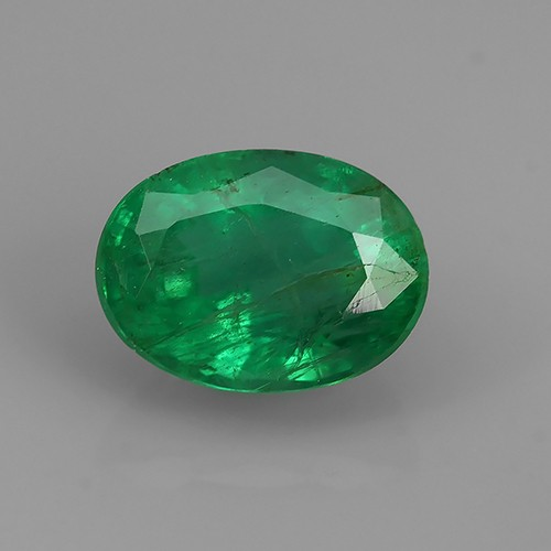 1.47 CTS SUPER COLLECTION NATURAL UNHEATED EMERALD ZAMBIA NR!!!