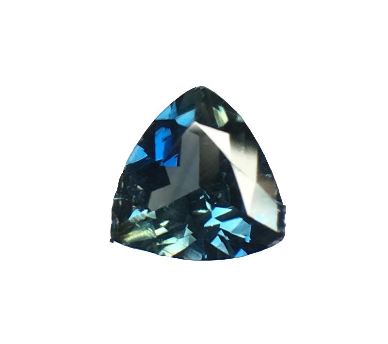 1.25ct Natural Blue Green Sapphire