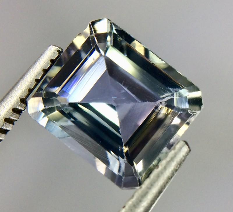 1.95 Crt Natural Tanzanite Beautiful Faceted Gemstone( Tz 10)