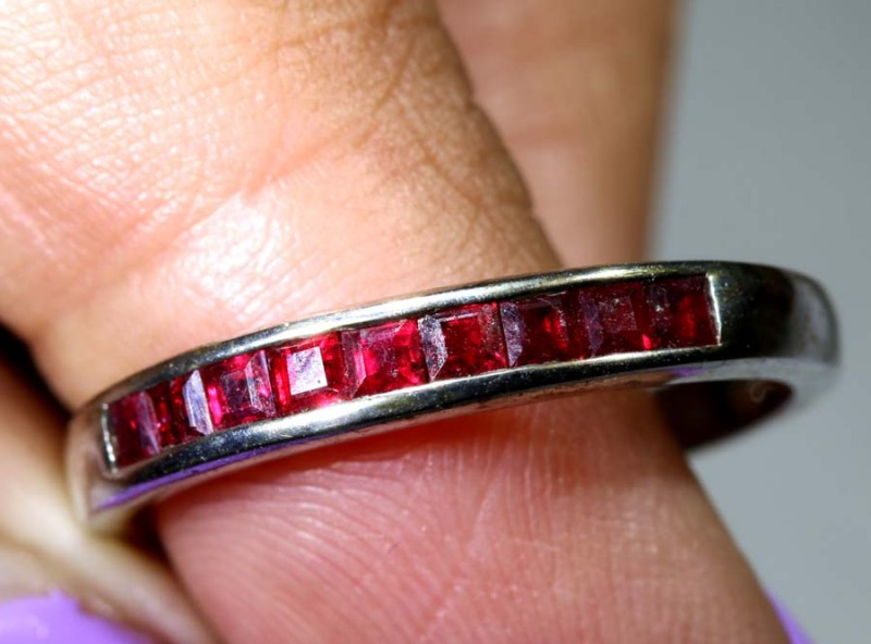 12.65CTS - RUBY RING   SG-2712
