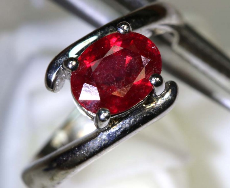 20.45CTS- RUBY RING   SG-2717