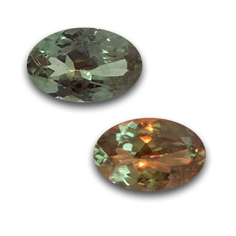 Natural Chrysoberyl Alexandrite|Loose Gemstone| Sri Lanka - New