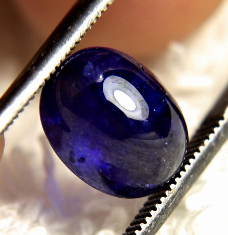 5.34 Carat Blue Thailand Sapphire - Gorgeous