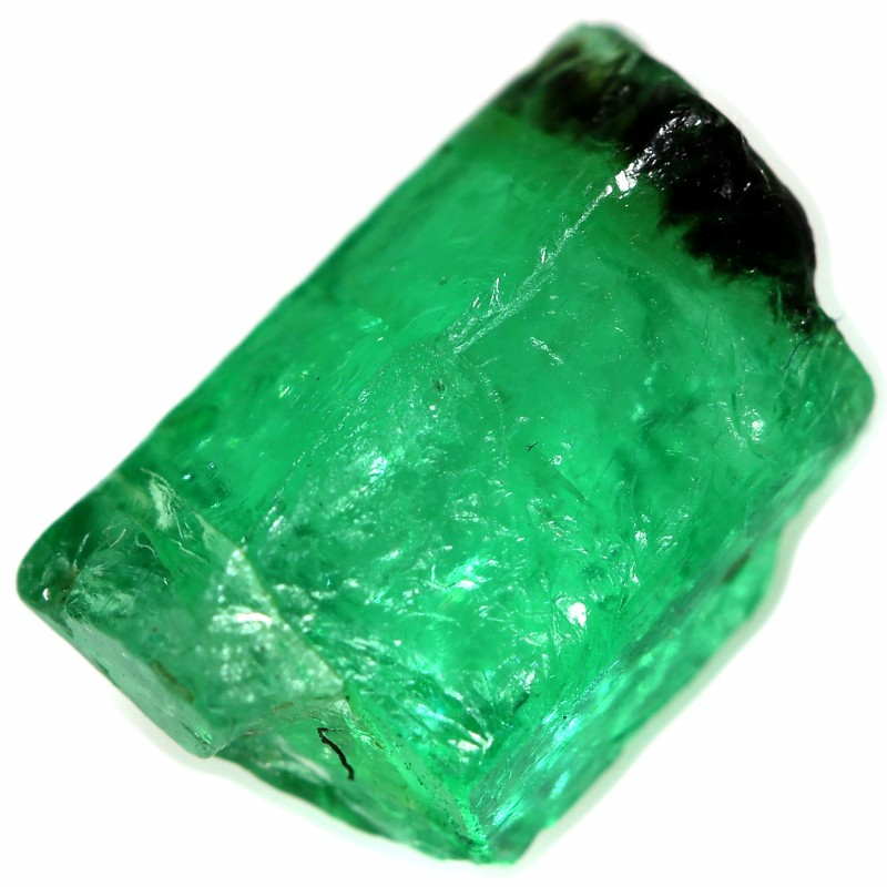 3.55 CTS EMERALD CRYSTALS FROM ETHIOPIA [S-SAFE166]